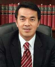 葉謝鄧律師行管理合伙人謝連豐律師